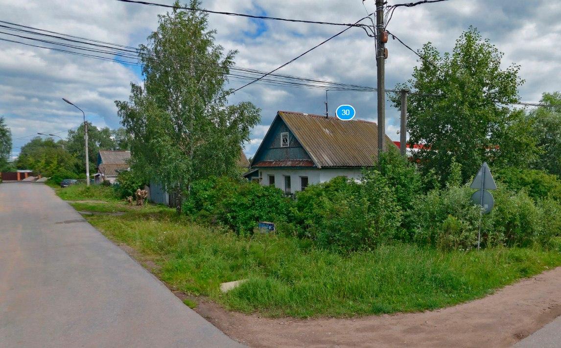 Поселковая улица, дом 30