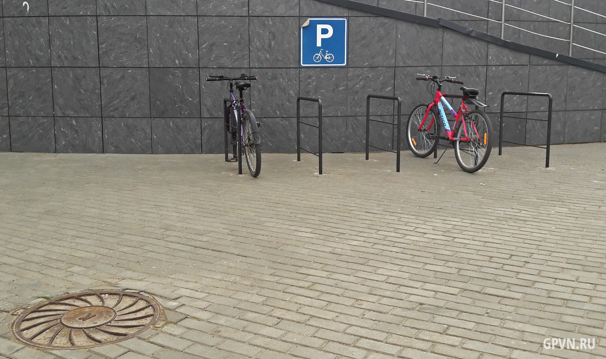 Велопарковка