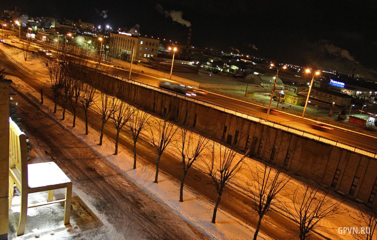 Путепровод по проспекту Корсунова
