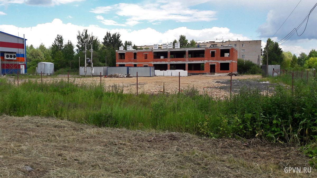 Строительство в Деревяницах