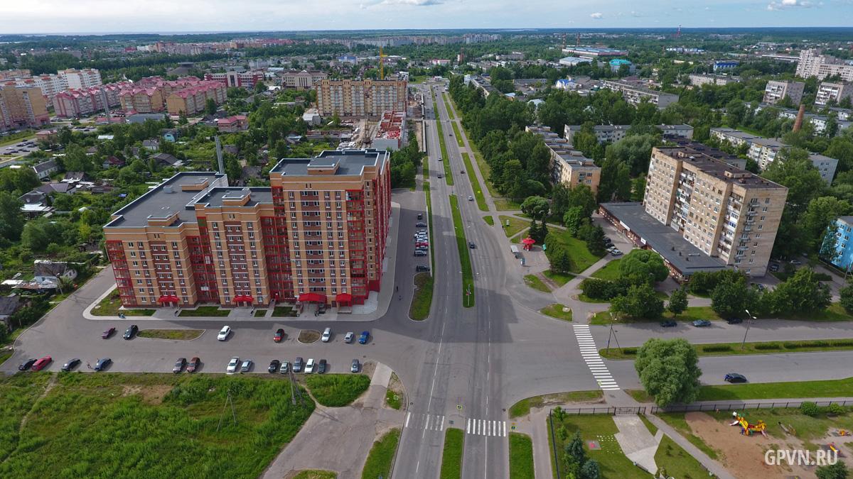 Улица Ломоносова