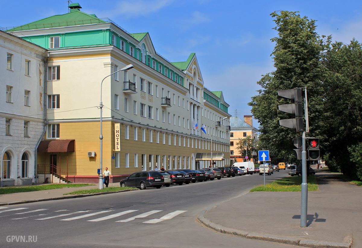 Гостиница «Волохов»