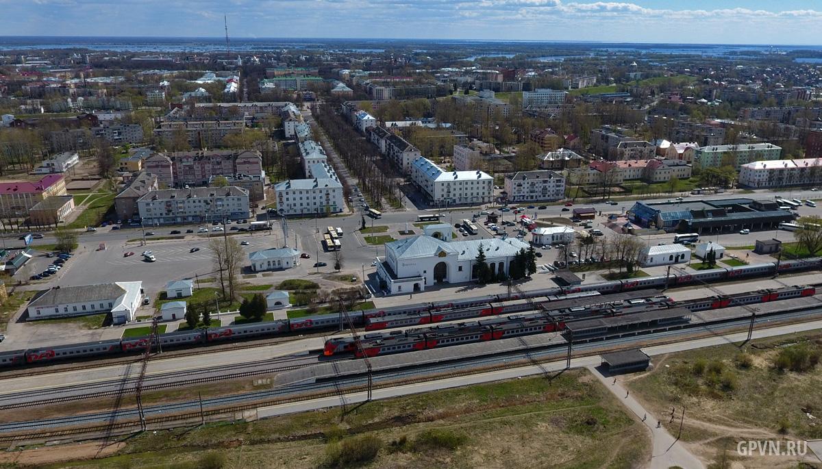Новгород-на-Волхове