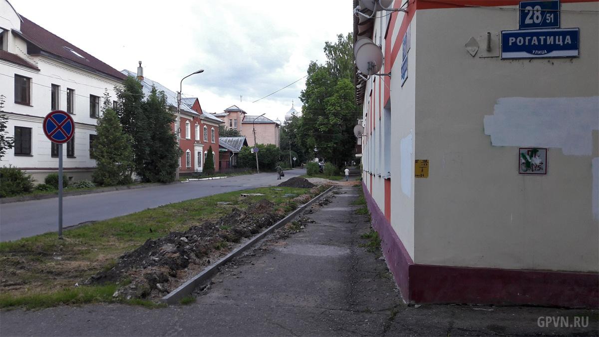 Улица Красилова