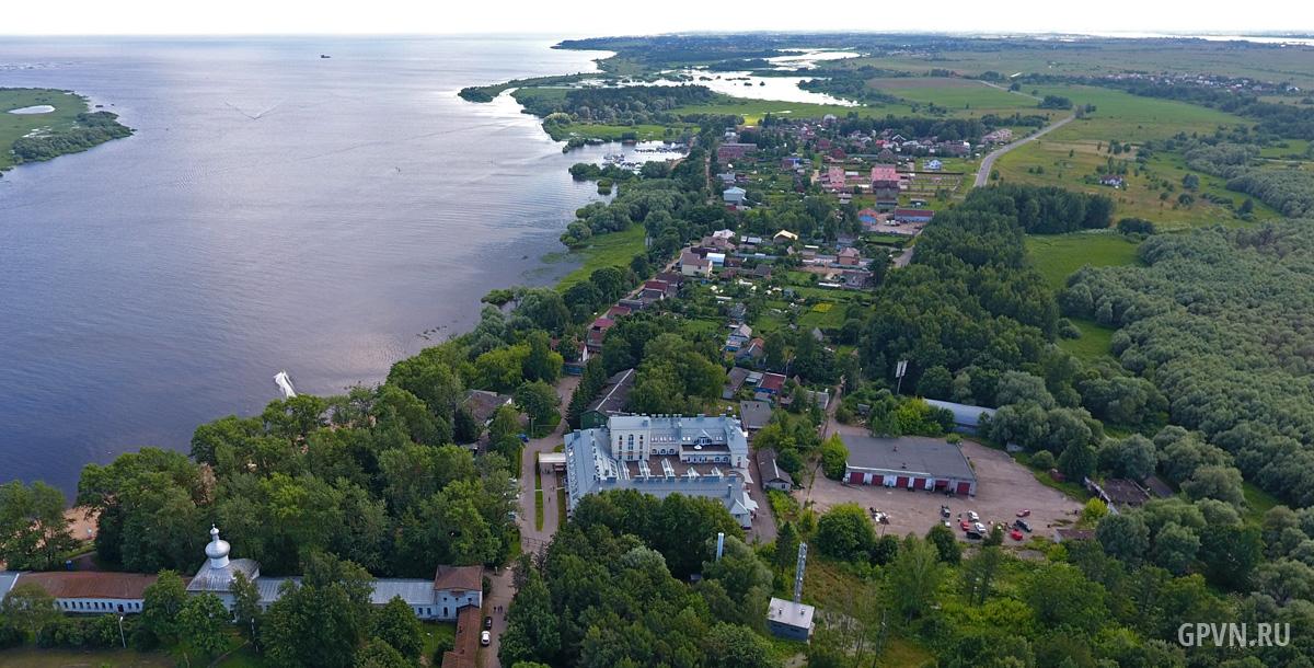 Деревня Юрьево