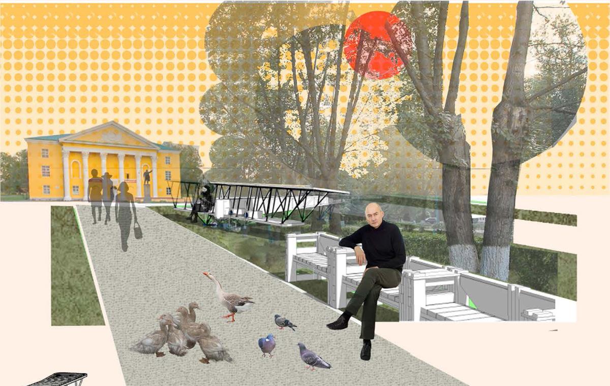 Faneri Park в Парфино