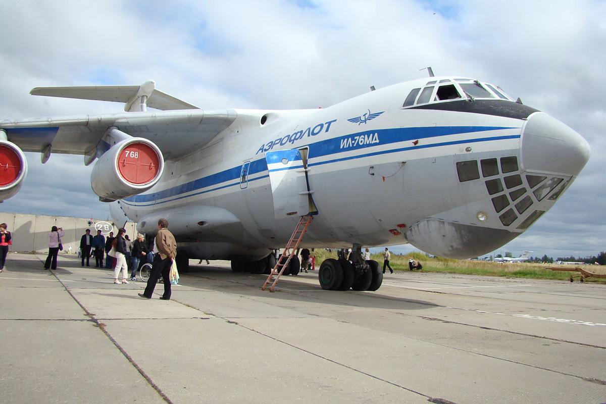 Аэродром в Кречевицах