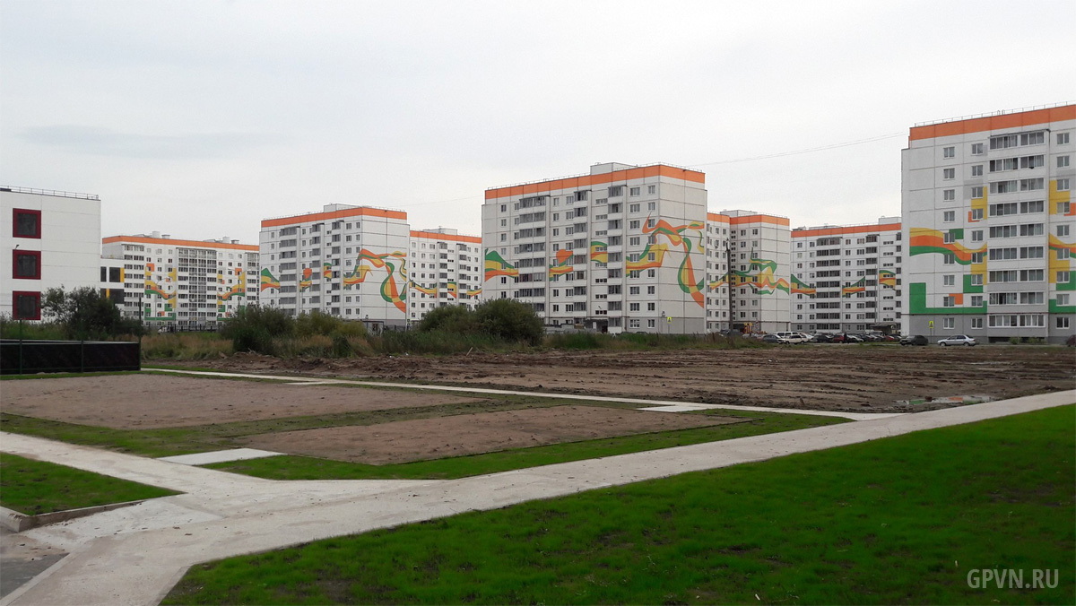 Площадка в «Ивушках»
