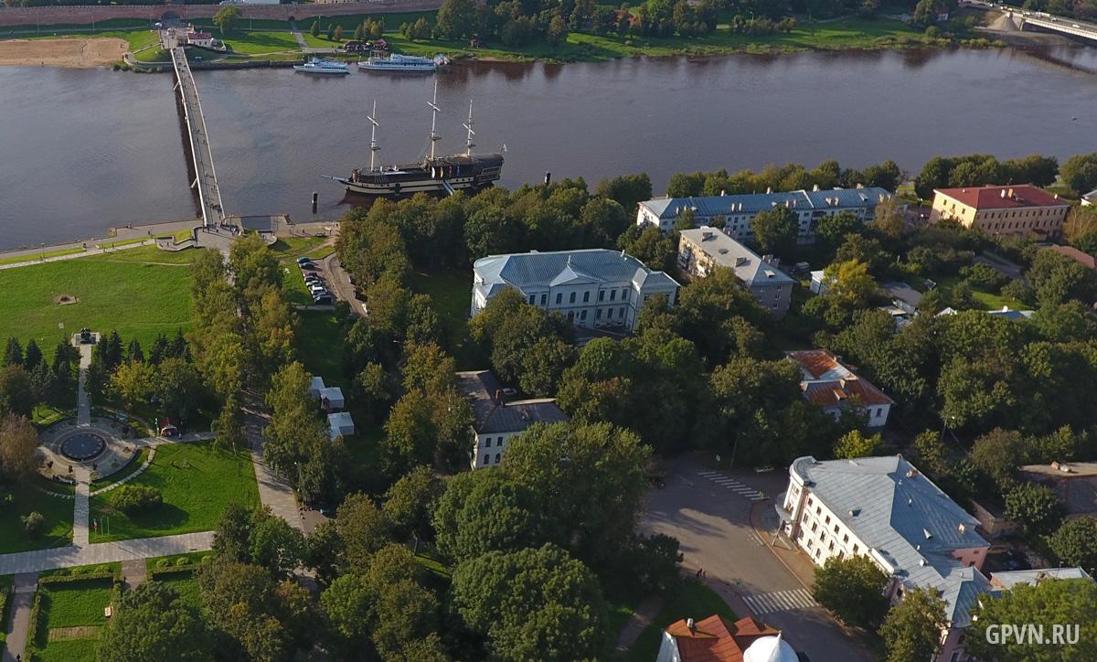 Путевой дворец Екатерины II