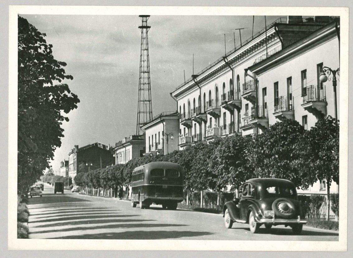 Улица Большая Московская