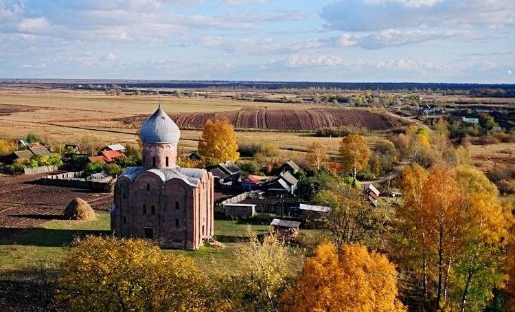 Церковь Спаса в Нередицах