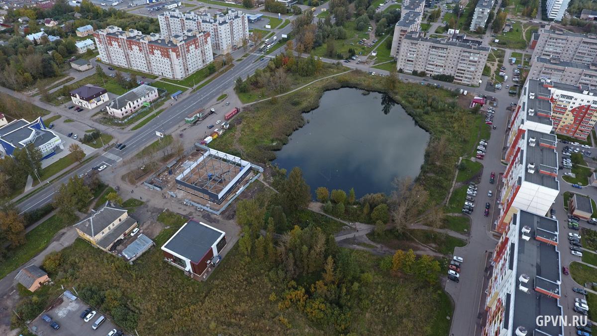 Парк «Луговой»