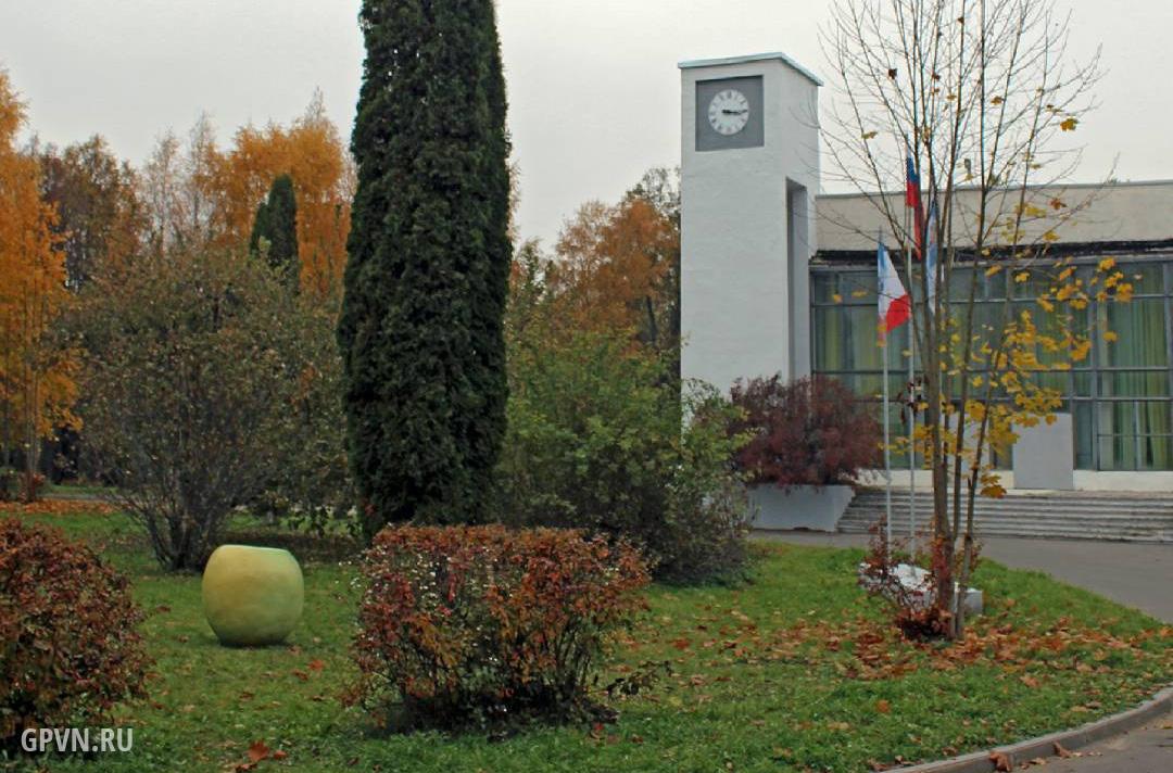 Осень в Антоново