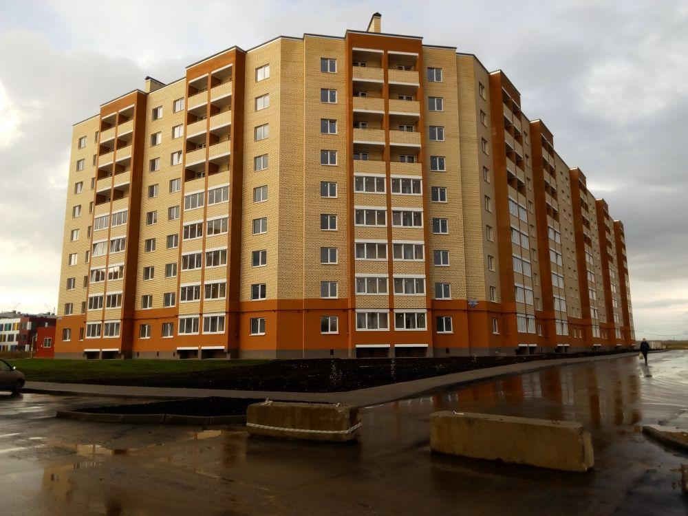 Дом по улице Якова Павлова