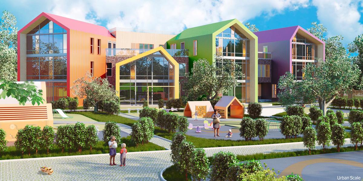 Детский сад в ЖК «Сказка»