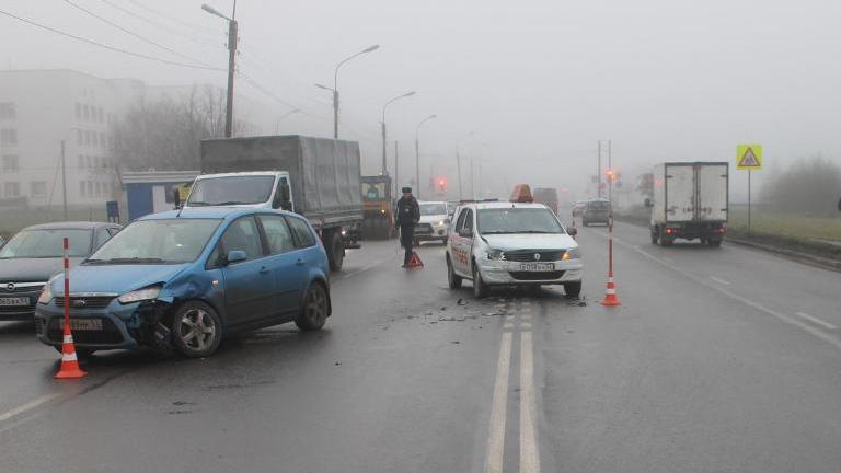 ДТП на Кочетова