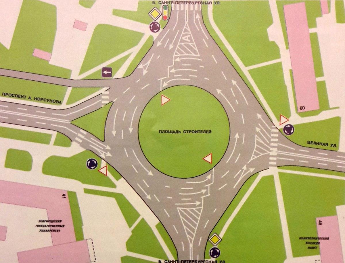 Площадь Строителей