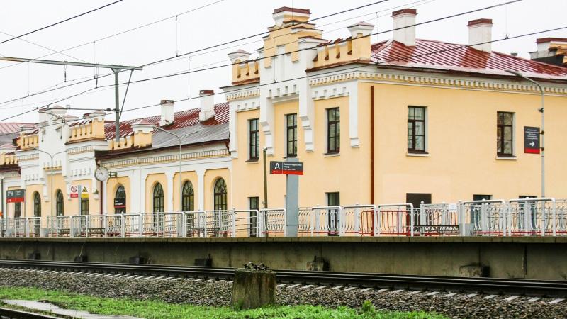 Станция Чудово