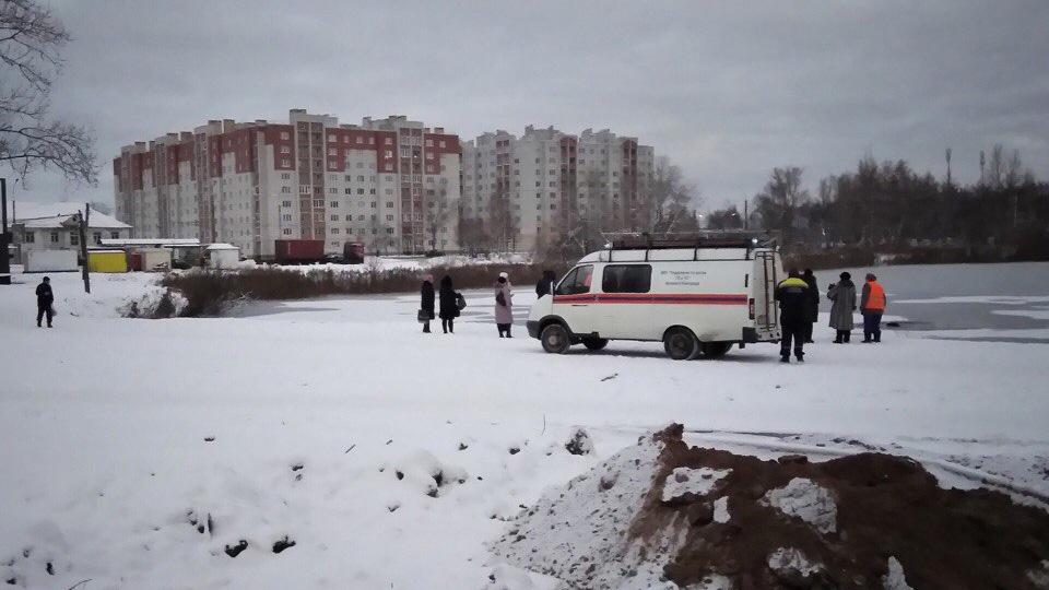ЧП в Луговом