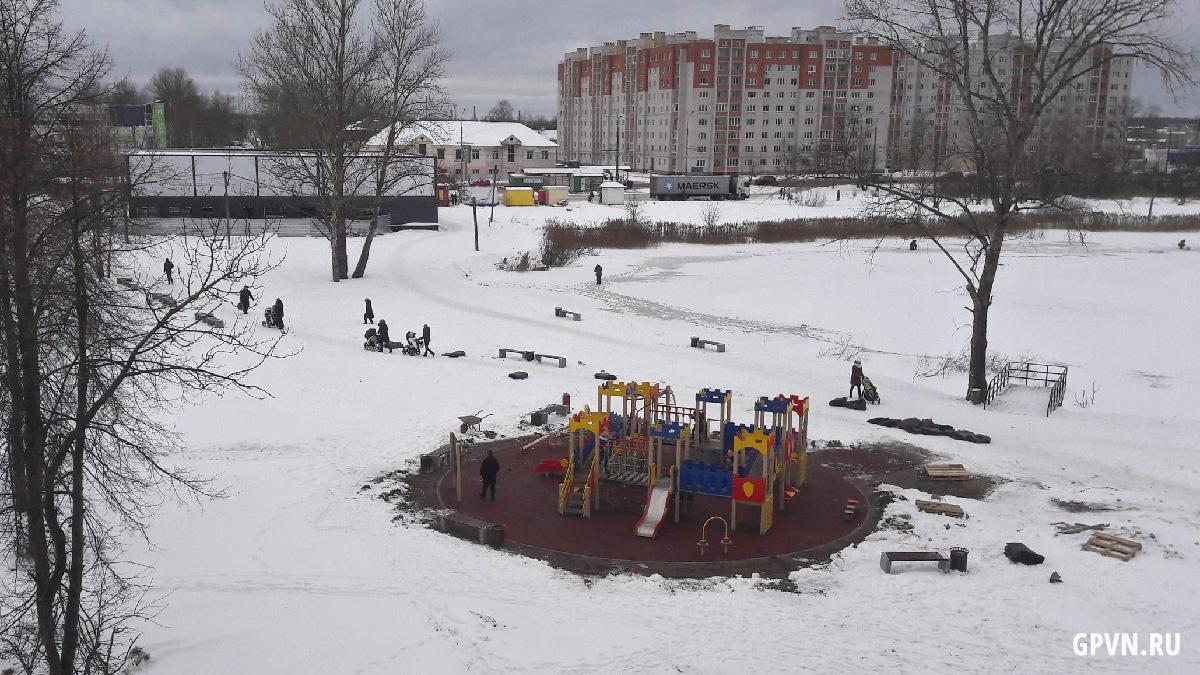 Парк Луговой