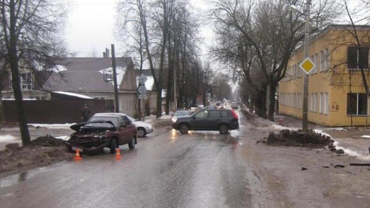 ДТП в Боровичах
