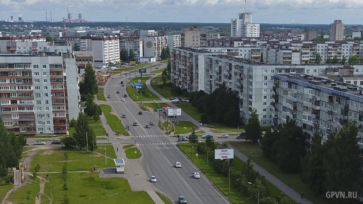 Перекрёсток Кочетова и Зелинского