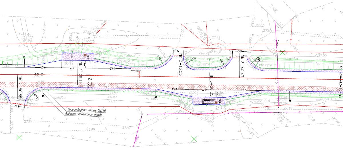 Реконструкция дороги на Хутынь