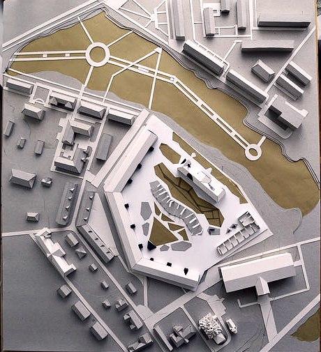 Парусная фабрика на Гзени