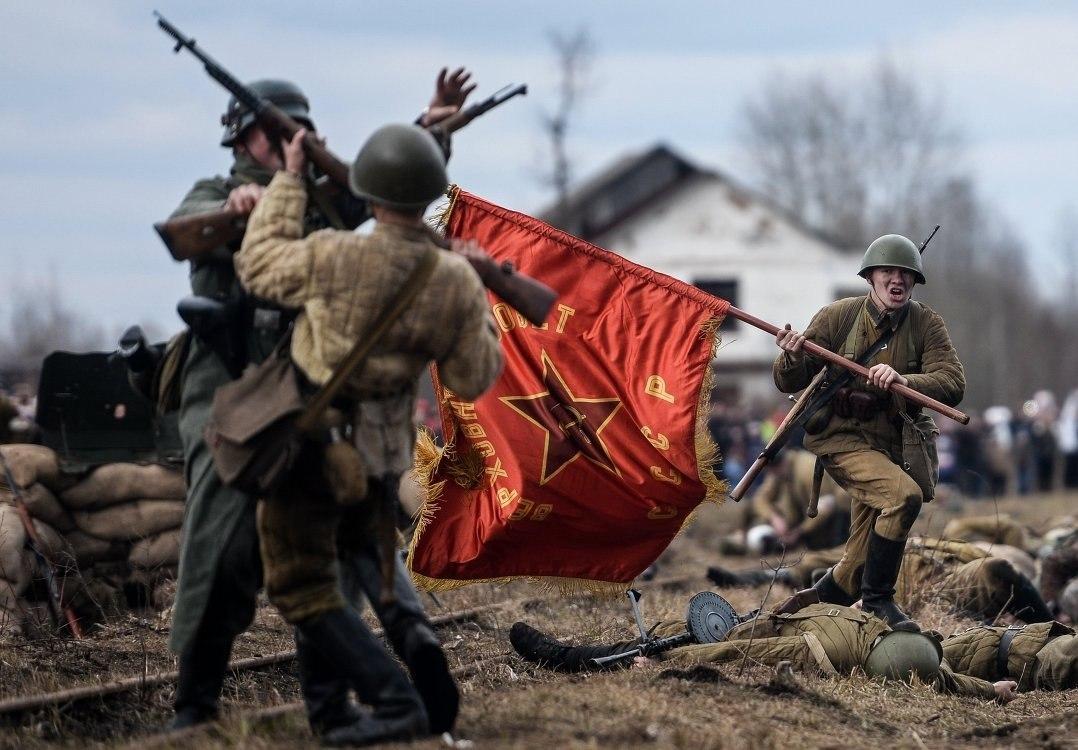 Забытый подвиг – Вторая Ударная армия
