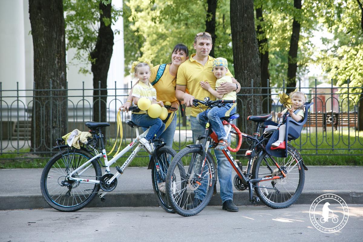Победители велолуков