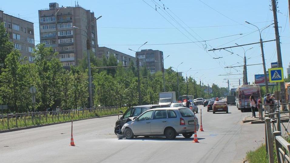 ДТП на проспекте Мира