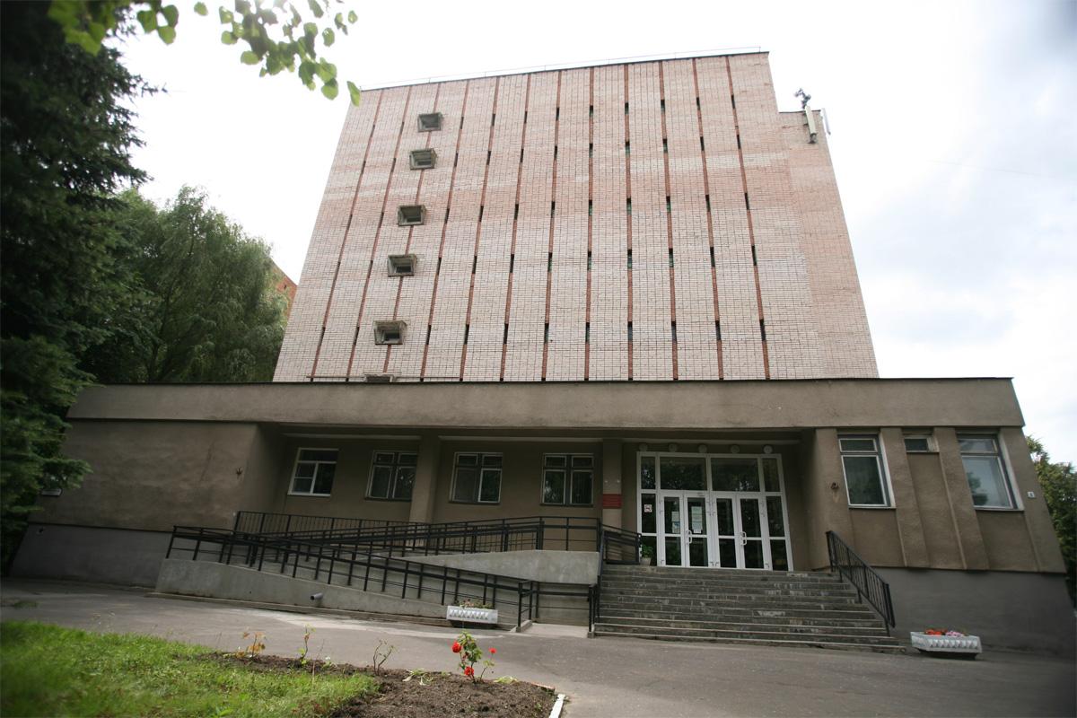 Государственный архив новейшей истории Новгородской области