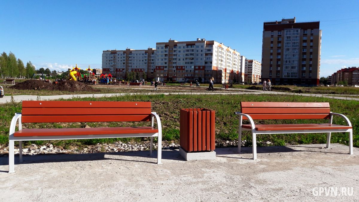 Парк Юности