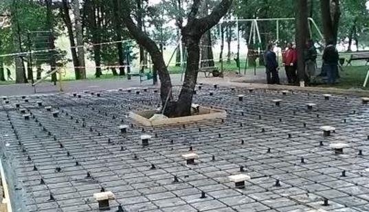 Воркаут-площадка