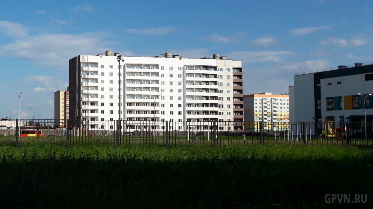 Якова Павлова, дом 7, корпус 1