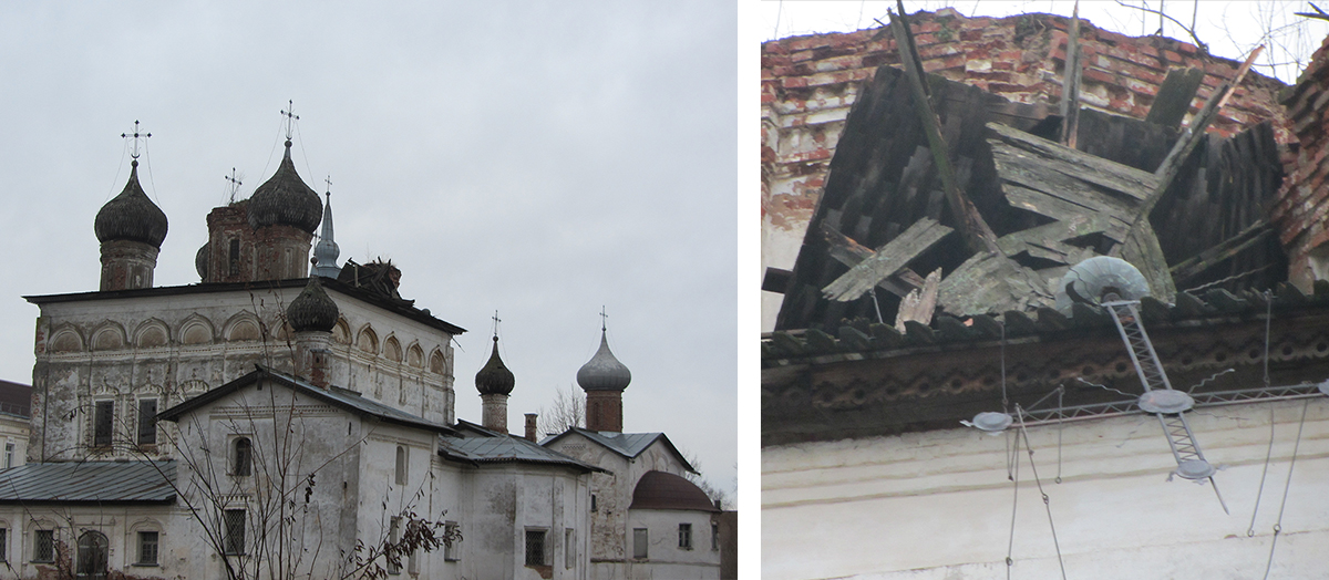 Деревяницкий монастырь
