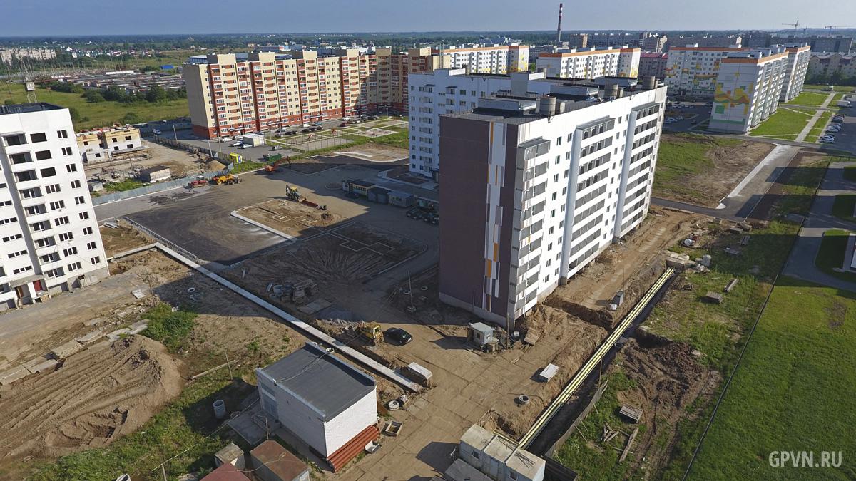 Улица Якова Павлова, дом 7, корпус 1