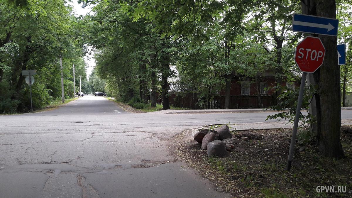 Щитная улица