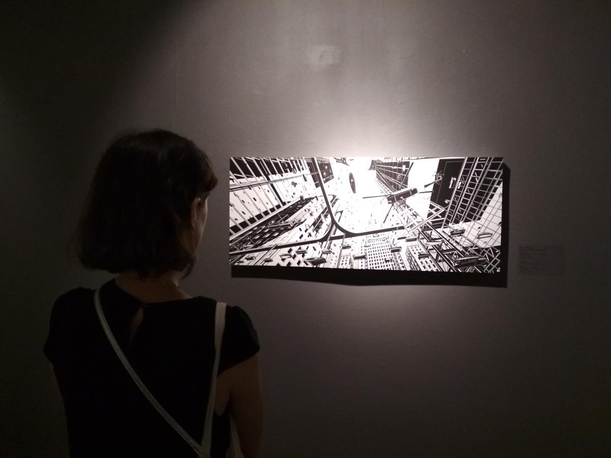 На выставке Алисы Королёвой