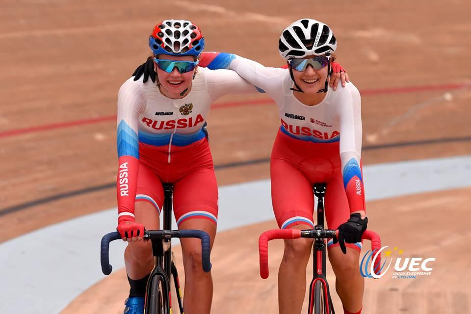 Первенство Европы по велоспорту на треке