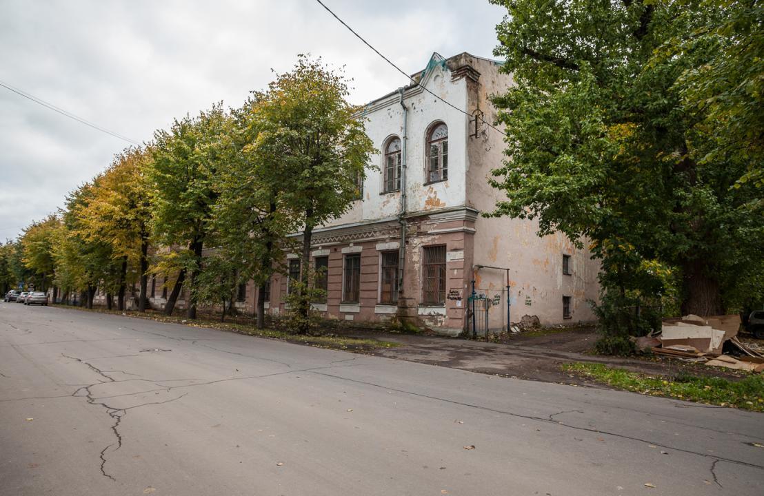 Улица Никольская, дом 14