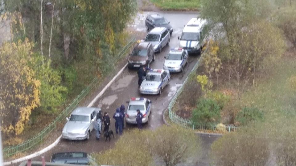 Происшествие в Псковском районе