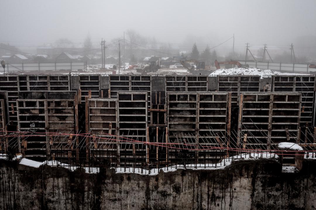 Строительство насосной станции