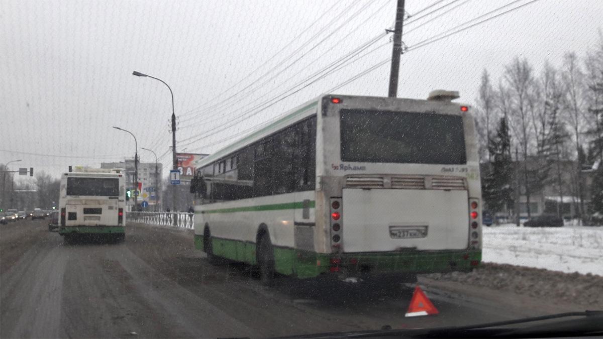 ДТП на Нехинской улице