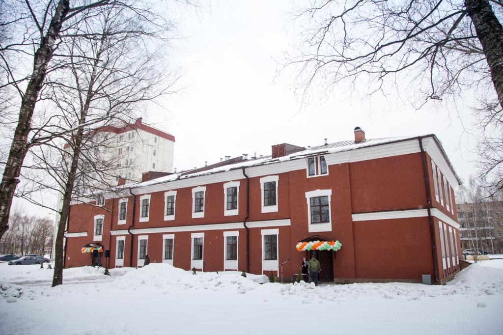 Общежитие для медицинских работников