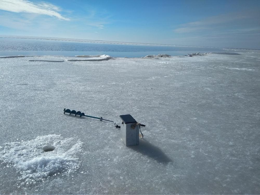 Рыбалка на Ильмене