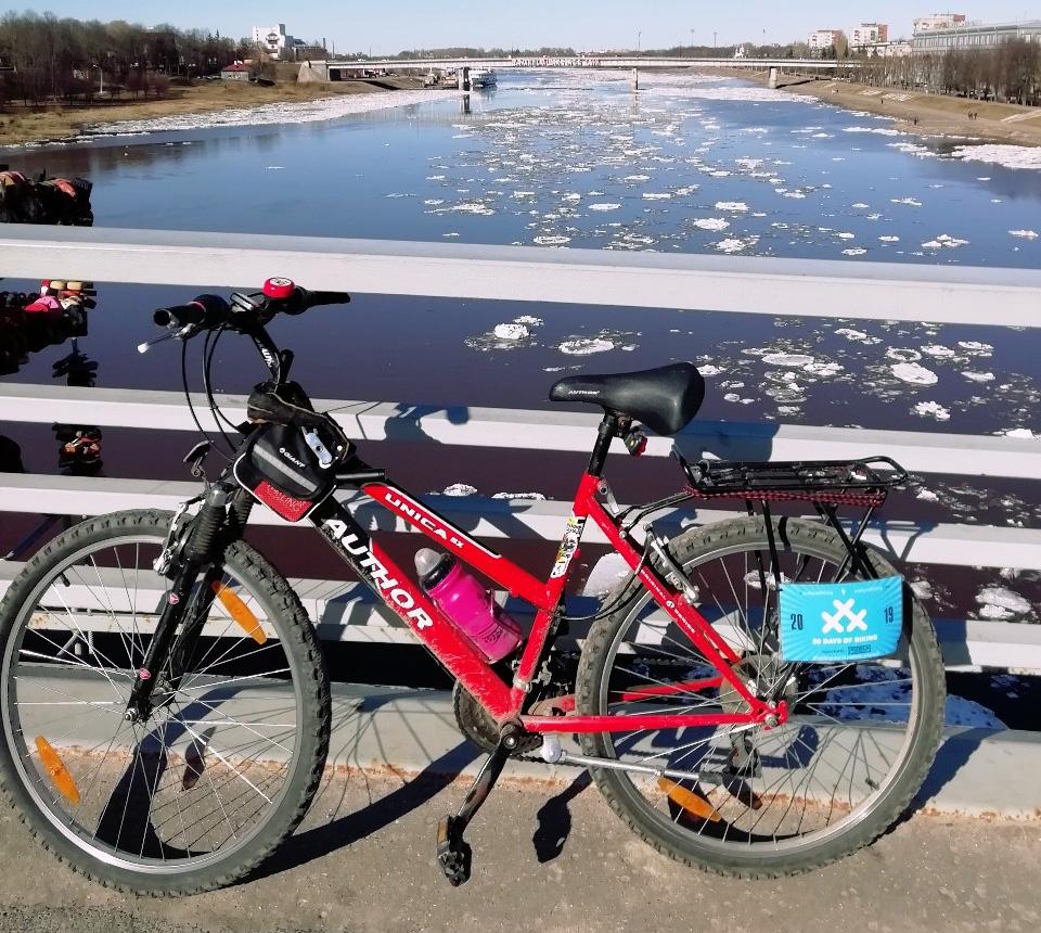 Велосипедизация Великого Новгорода