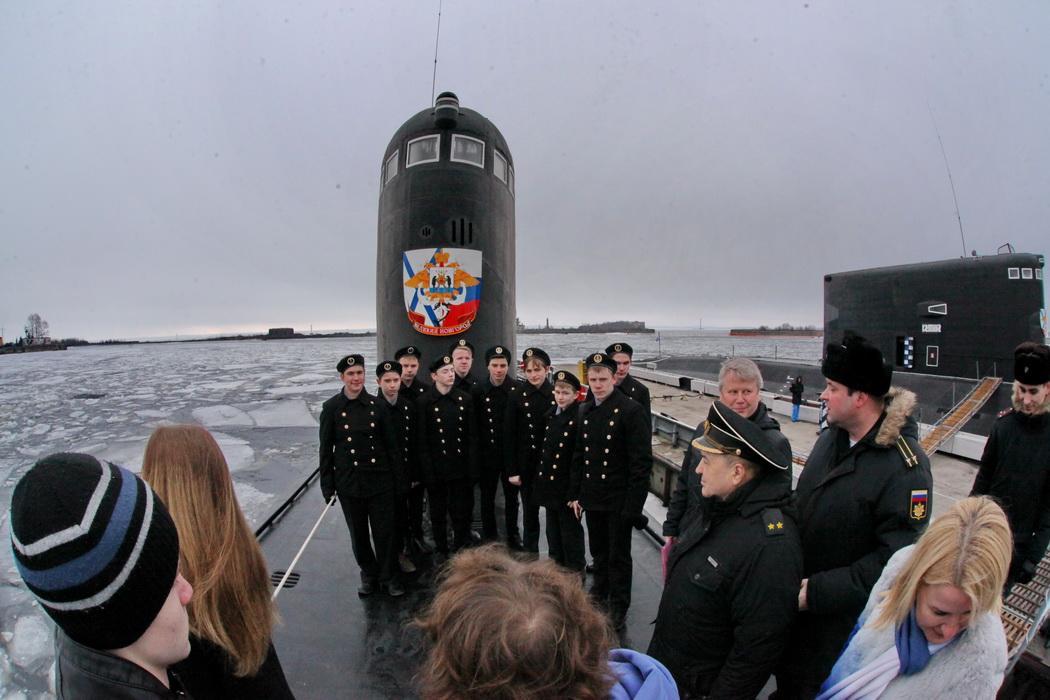 Подводная лодка Б-268 «Великий Новгород»