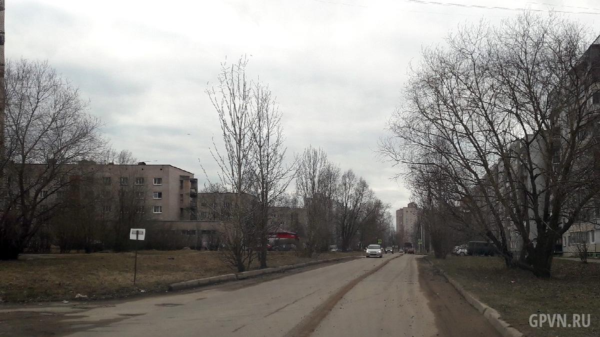 Улица Щусева