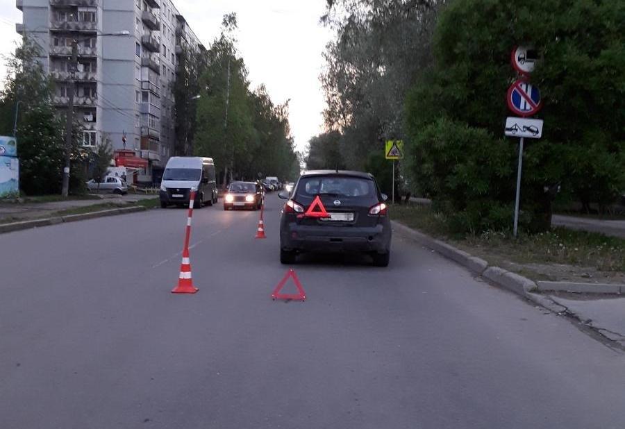 ДТП с пешеходом